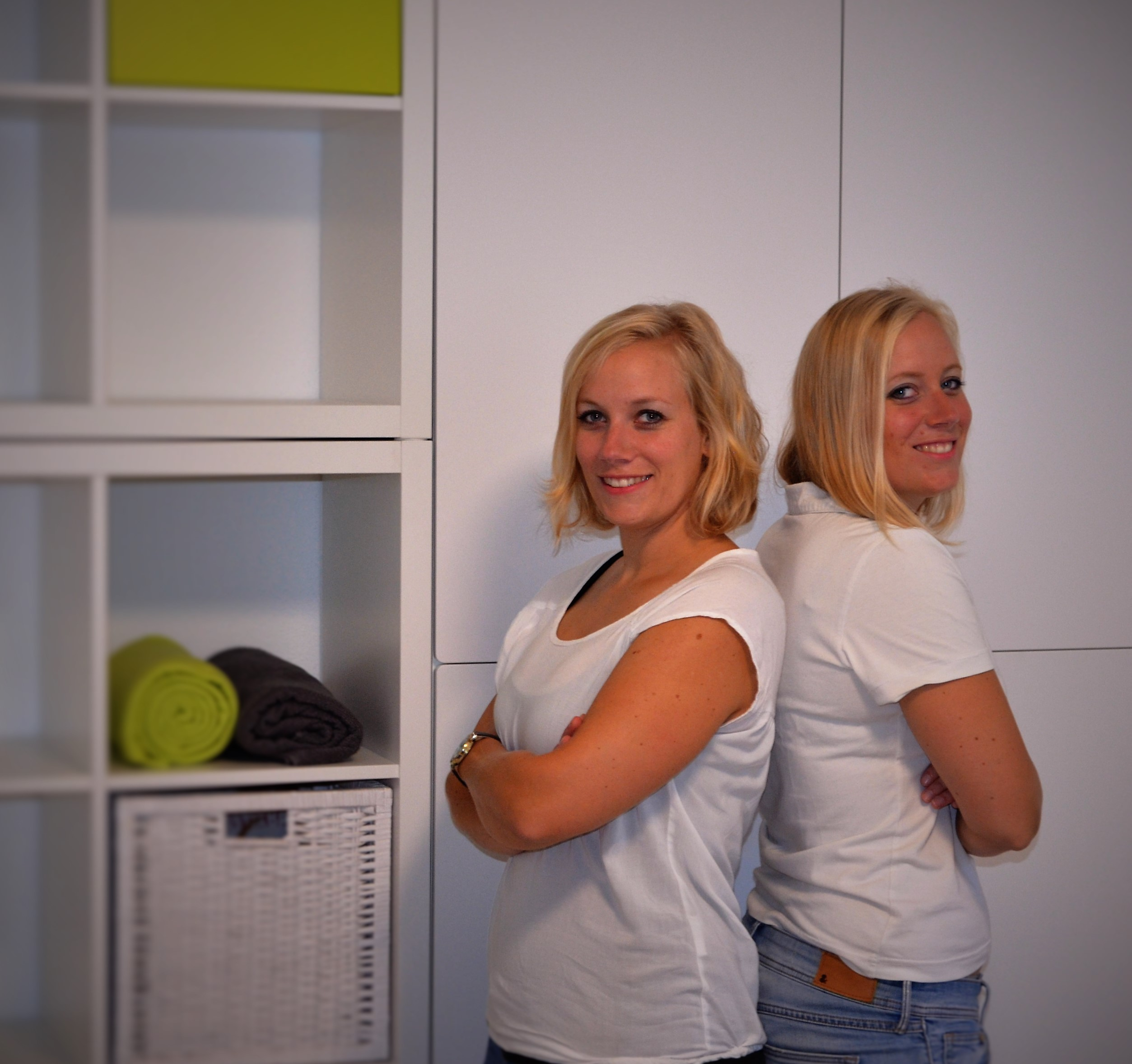 Stephanie und Marion Krecik